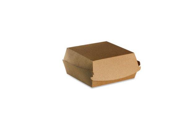Bte burger kraft brun 120