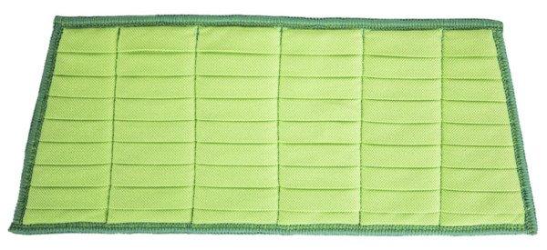 Bandeau Microfibre Vitre Vert 30cm