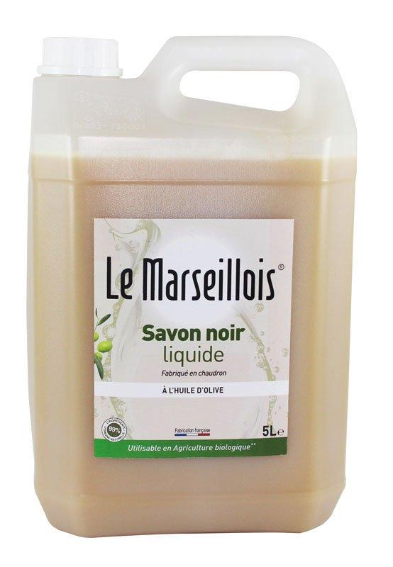 MARSEILLOIS Savon Noir Liquide bidon