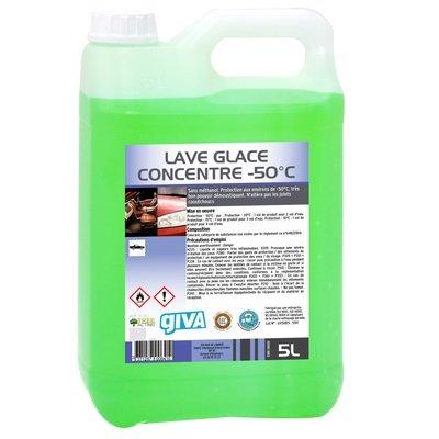 LAVE GLACE CONCENTRE -50°