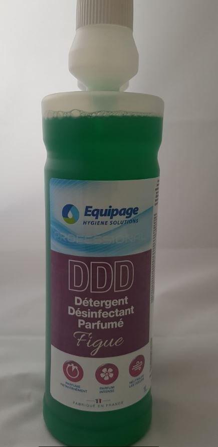 3D FIGUE Détergent Désinfectant Surodorant concentré