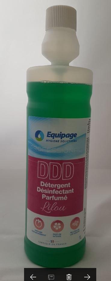 3D LILOU Détergent Désinfectant Surodorant