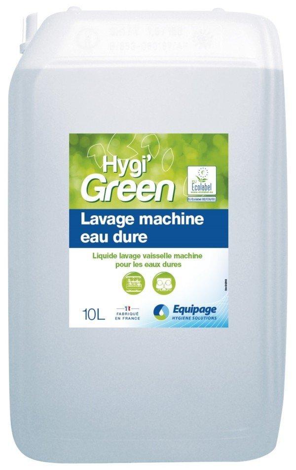 HYGI'GREEN Lavage Eau Dure Ecolabel