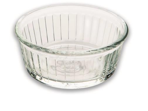 Ramequin en verre trempé Ø 85mm