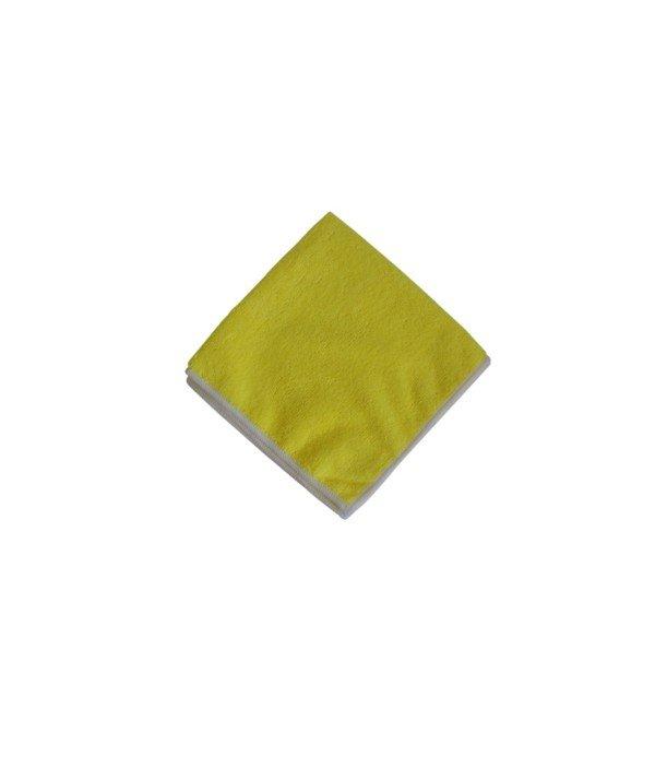 Lavette Microfibre Jaune Extra