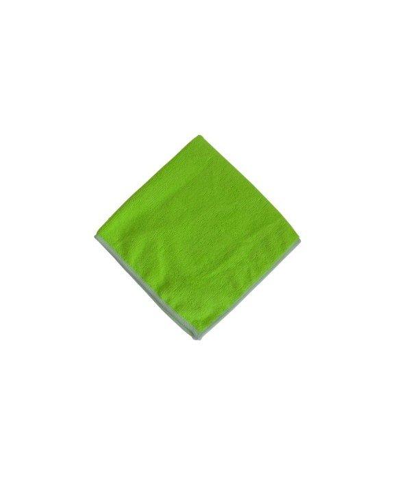 Lavette Microfibre Verte Extra