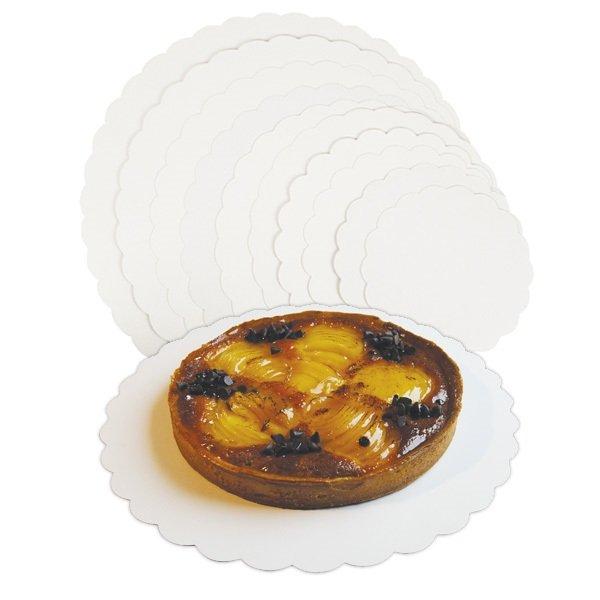 Fond de tarte Festonné 25 cm