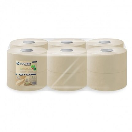 Papiers Toilettes Jumbo Mini ECONATURAL 180