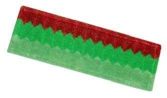 Bandeau Tricomposition surfaces hautes Velcro 14x30 cm