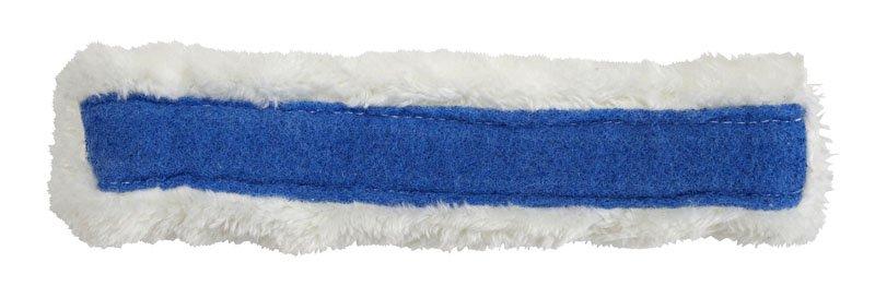 Housse mouilleur microfibre abrasif 35 cm