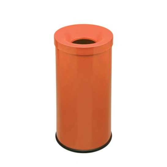 Corbeille Cocorito Antifeu Orange 50L