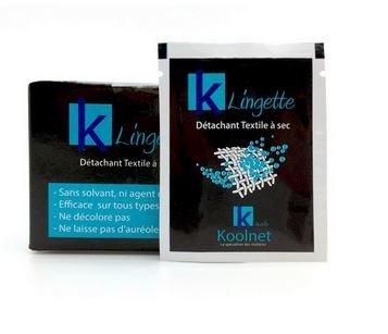 KOO Lingette détachante textile à se