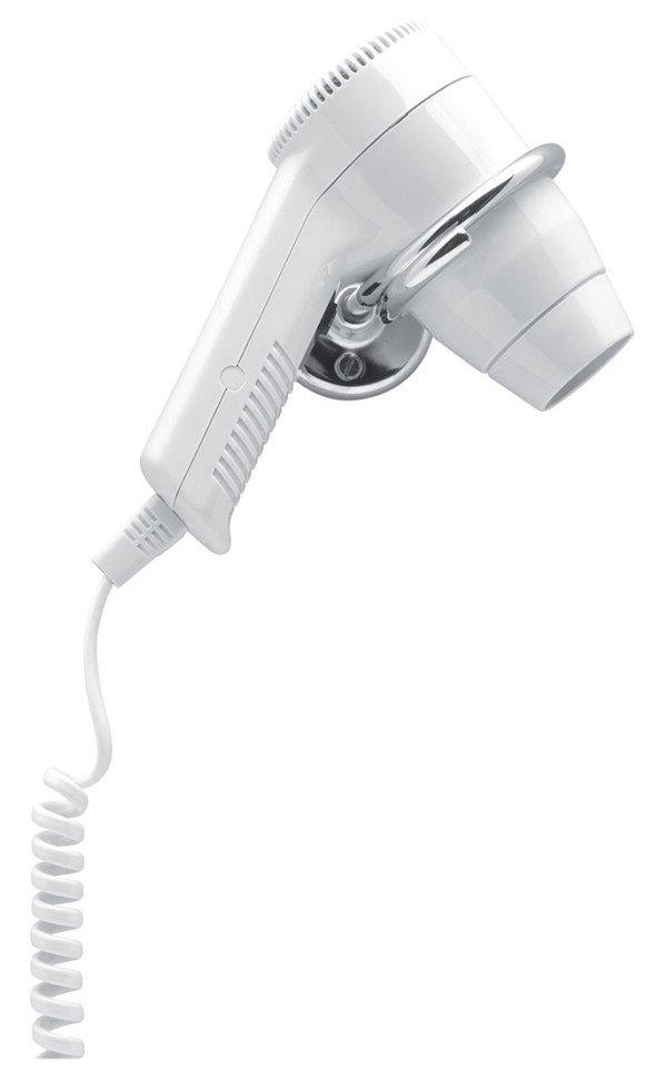 Sèche-Cheveux Piccolo Bi voltage + prise avec support