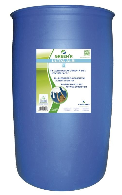 GREEN'R ULTRA ALBI Blanchiment ECOLOGIQUE