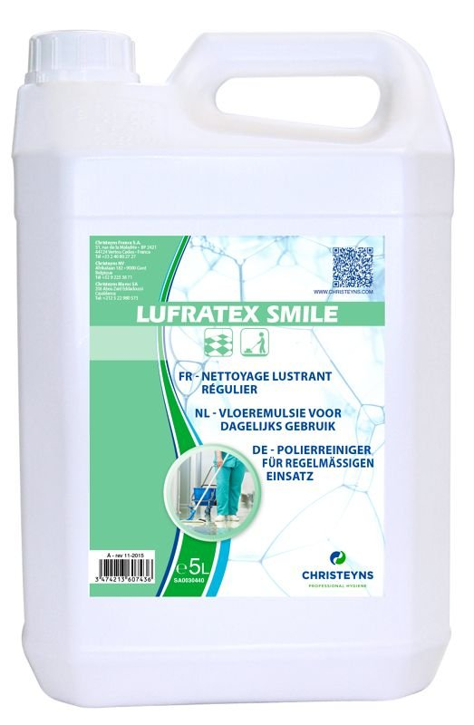 LUFRATEX SMILE Lustrant en spray méthode