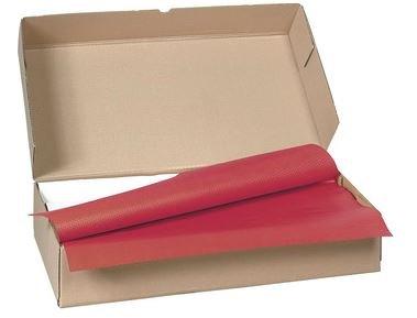 Nappe papier BORDEAUX 80x80 cm