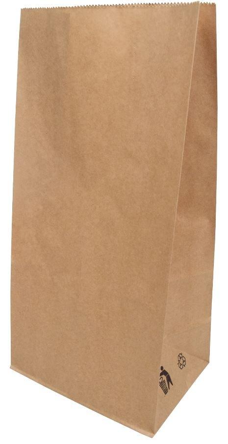 Sac cabas sos sans anses 22+14x38 cm