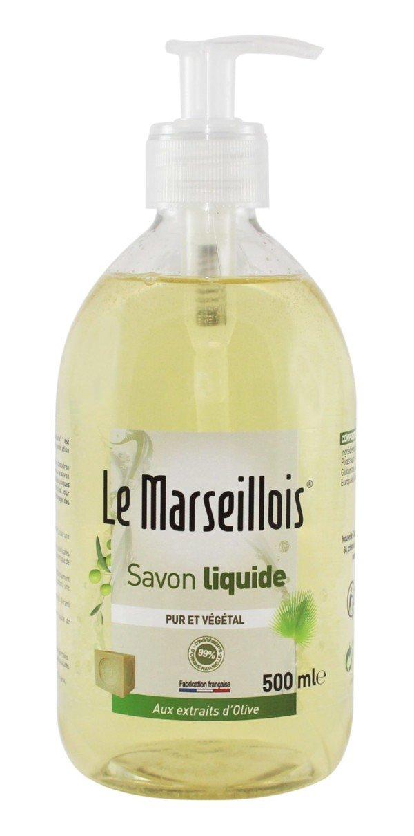 Savon de Marseille à l'huile de coco