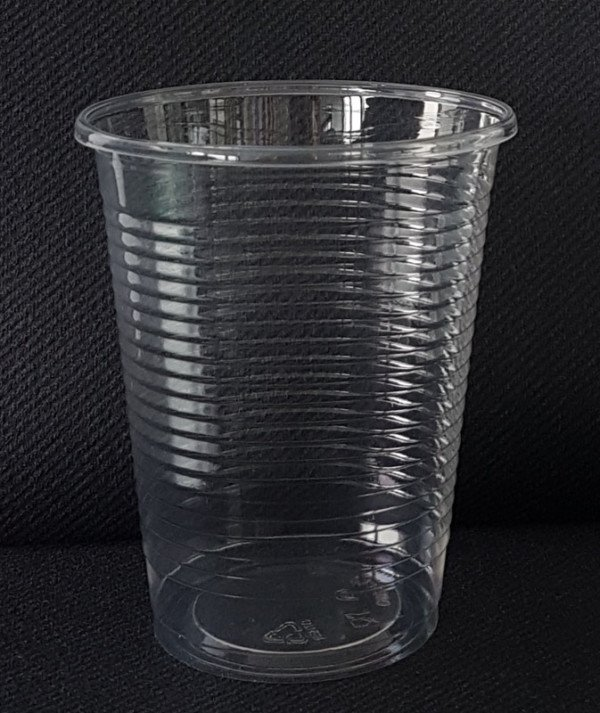Gobelet transparent 20cl 100% BIODEGRADABLE