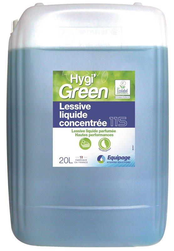 HYGI'GREEN 115 Lessive Liquide