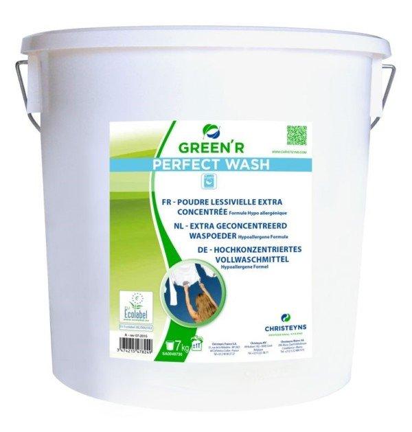 GREEN'R PERFECT Lessive Extra-concentrée SEAU