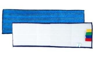 Bandeau Microfibre Bleu 50cm Velcro
