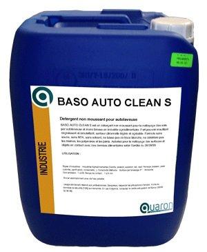 BASO AUTO CLEAN S Détergent Autolaveuse