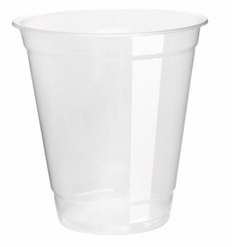 Gobelet transparent 360 ml Cup