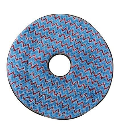 Disque Microfibre Bleu diam 406 à trou