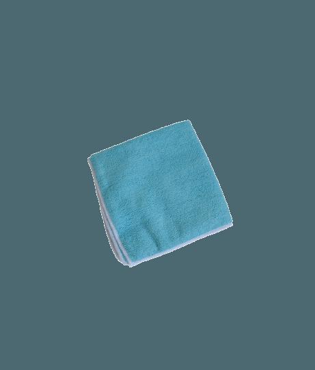 Lavette Microfibre Bleue 230g - Paquet de 5 unités.