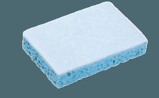 Eponge Spontex Bleu