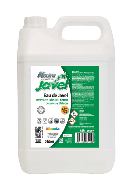 JAVEL NECTRA 9° (2.6%)