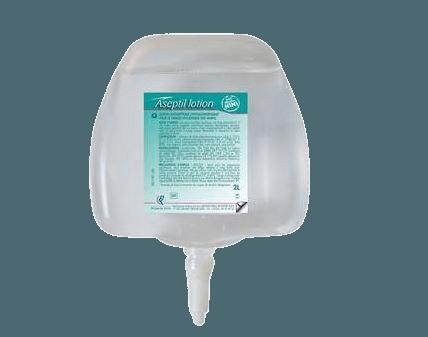 ASEPTIL LOTION+ Savon Antiseptique Hypoallergénique