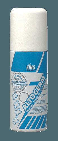 KING ALTOGERM - Purificateur d'air et Désinfectant ONE SHOT