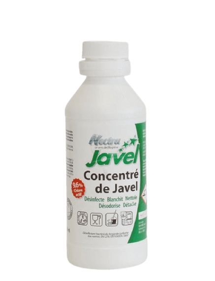 JAVEL NECTRA 36° ( 9.6%) dose 25 cl