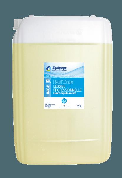 HYGI-LINGE Lessive Liquide Pro sans phosphate