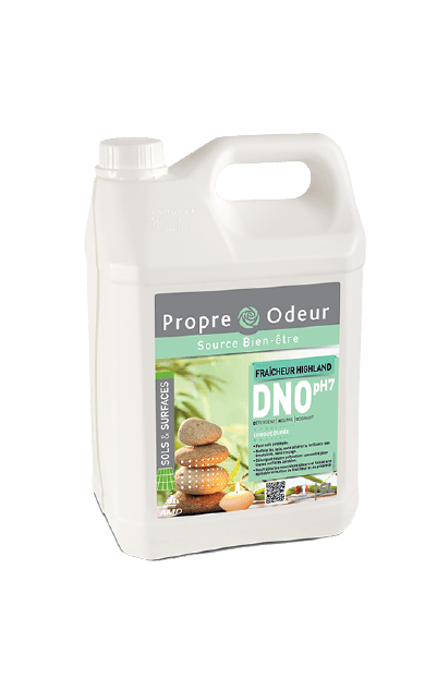 2D HIGHLAND Détergent Neutre Odorant