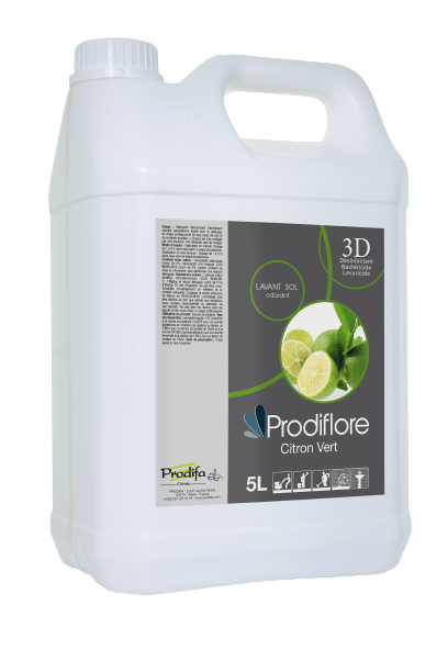 3D Nett Désinfectant Odorant CITRON