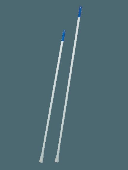 Manche alimentaire Blanc en fibre de verre  CORONET 150 cm