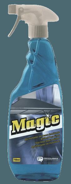 MAGIC INOX Polish