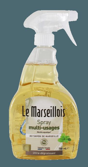 MARSEILLOIS Multi-usages au savon de marseille