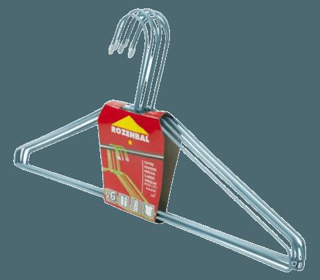 Cintres ordinaires acier plastifié