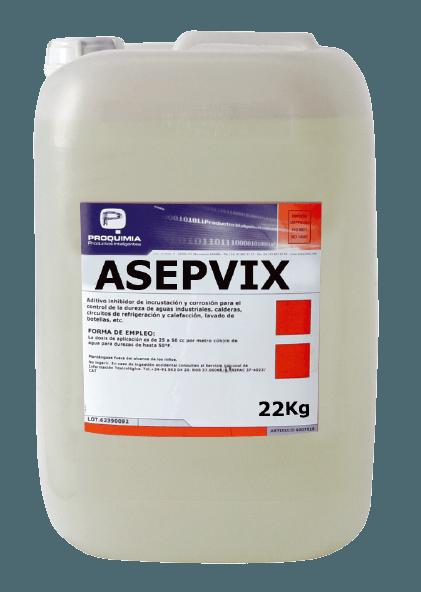 ASEPVIX Dégraissant Désinfectant Alimentaire