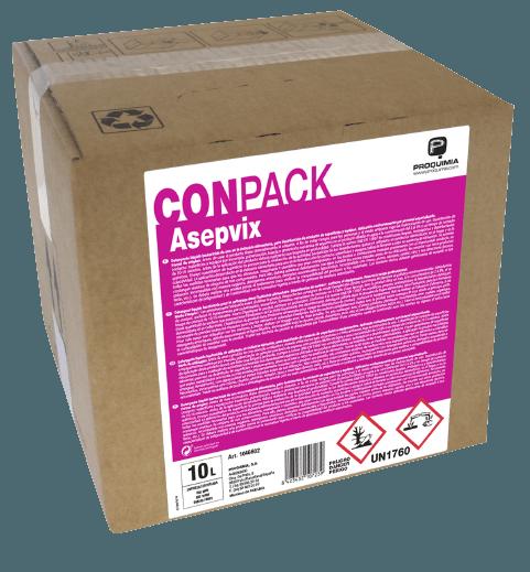 CONPACK ASEPVIX Désinfectant Dégraissant