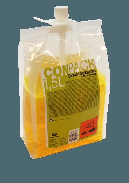 CONPACK DESINFECTANTE Désinfectant Alimentaire