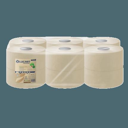 Papiers Toilettes Jumbo Mini EcoNatural