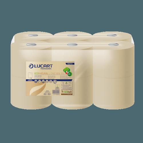 Papiers Toilettes EcoNatural L-ONE MINI 180