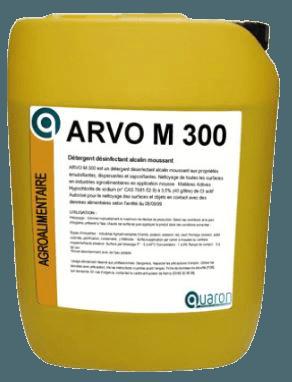 ARVO CLM300 Détergent Alcalin Chloré Moussant