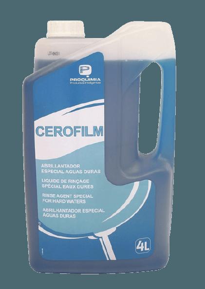 Cerofilm Liquide Rinçage Concentré.