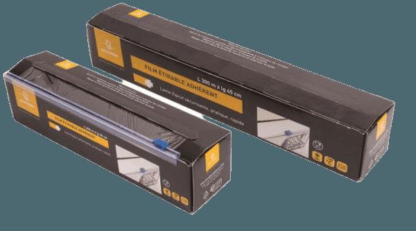 Film Alimentaire Boite Distributrice 0.45x300 m